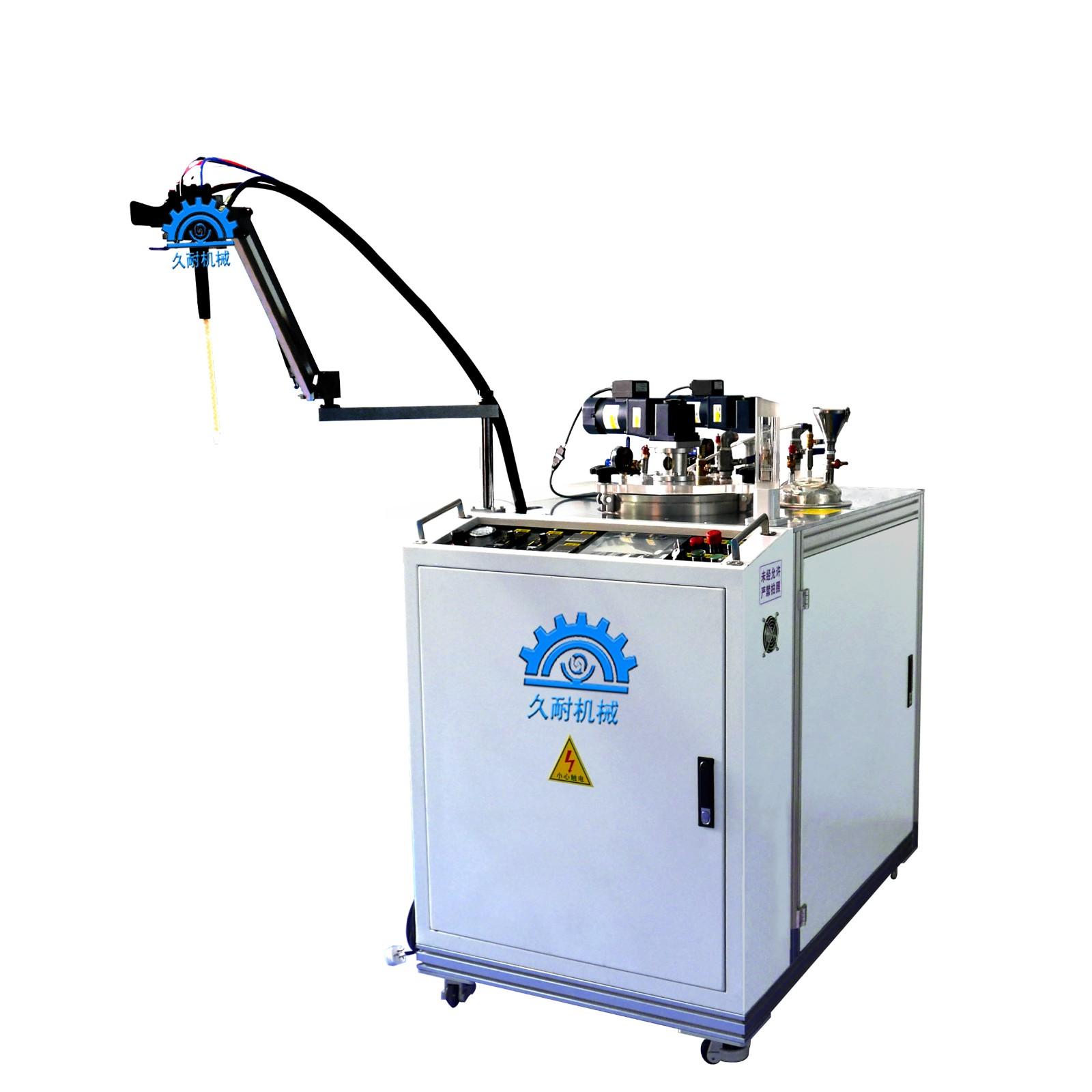 久耐机械ab胶双组份灌胶机 双液混胶灌注机