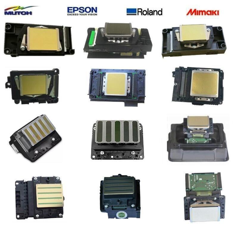 爱普生压电写真机喷头 爱普生压电写真机喷头价格