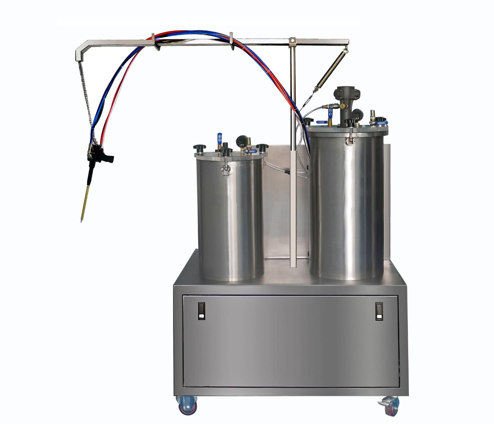 双组份配比混合供料设备报价 双组份配比混合供料设备厂家直销