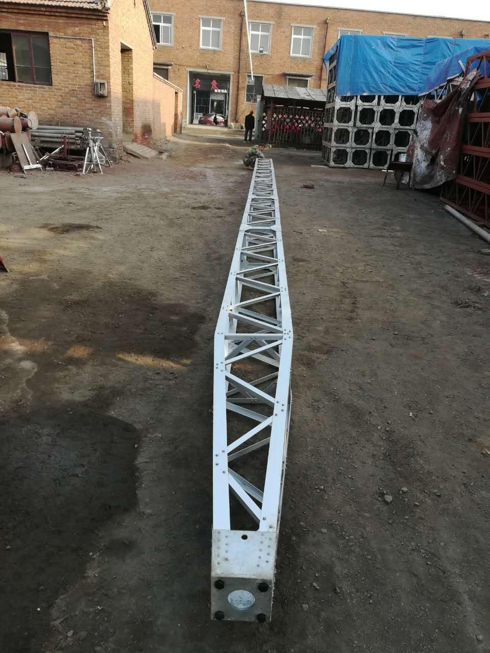 铝合金格构式抱杆厂家直销 铝合金格构式抱杆价格