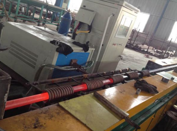 光轴、棒料、圆钢调质热处理生产线