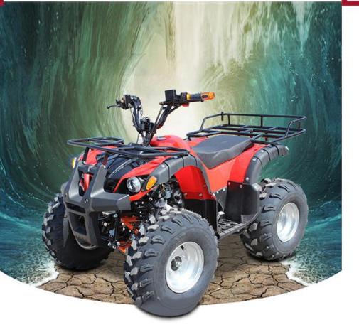 沙滩车四轮越野摩托车 沙滩车四轮越野价格