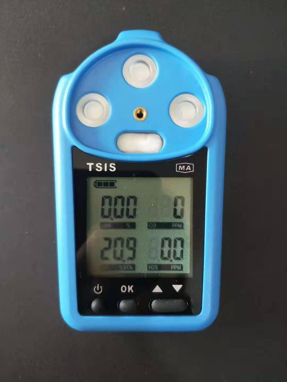煤矿甲烷氧气一氧化碳硫化氢有毒有害气体泄漏报警器 CD4多种气体报警器