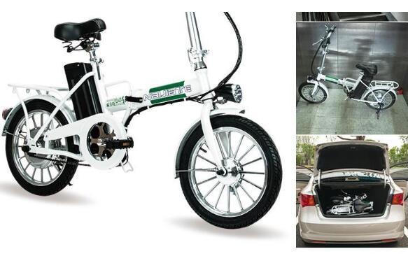 折叠电动自行车哪个牌子好 折叠电动自行车厂家直销