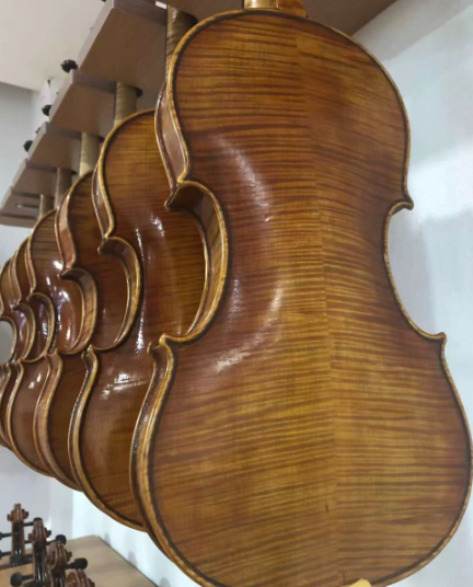 手工小提琴定制 手工小提琴制作
