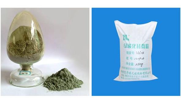 绿碳化硅微粉生产厂家 绿碳化硅微粉价格