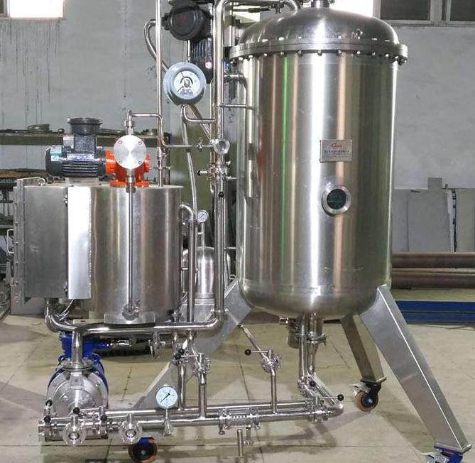 全自动硅藻土过滤机 硅藻土过滤机生产厂家