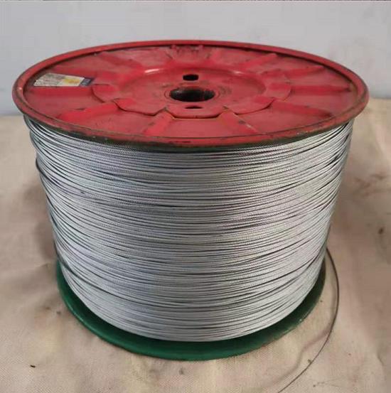 不锈钢丝绳规格型号及价格 不锈钢丝绳生产厂家
