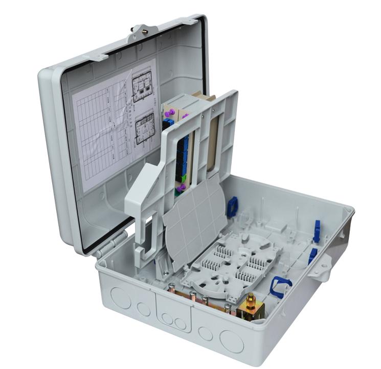挂杆式光分路器箱价格 挂杆式光分路器箱厂家直销