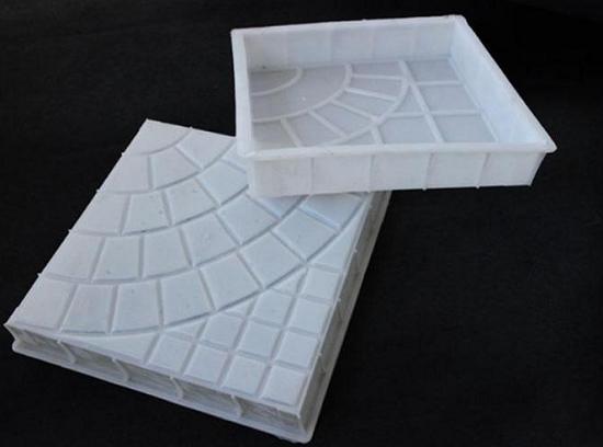 彩砖模具生产厂家 彩砖模具一个多少钱
