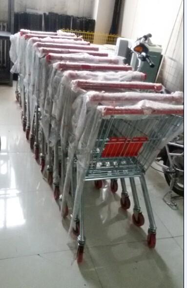 超市购物车多少钱一辆 超市购物车批发厂家