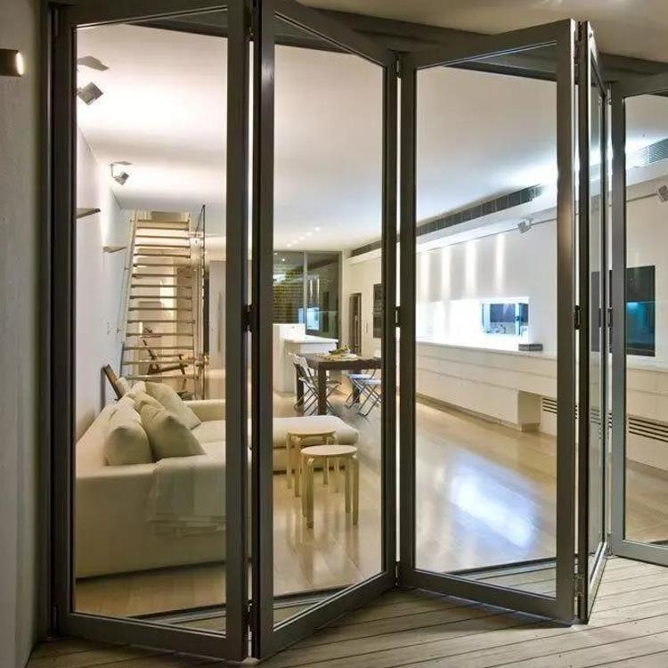 铝合金折叠窗厂家 铝合金折叠窗多少钱一平方米