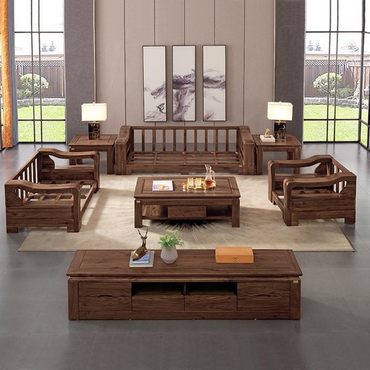 实木沙发厂家直销 实木沙发厂家价格