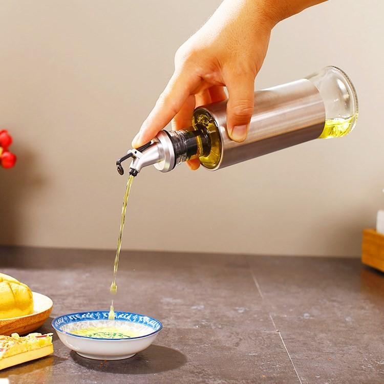 按压式油壶厂家直销 按压式油壶批发价格