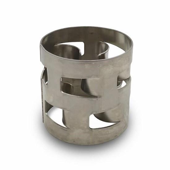 不锈钢鲍尔环填料厂家批发 不锈钢鲍尔环填料价格