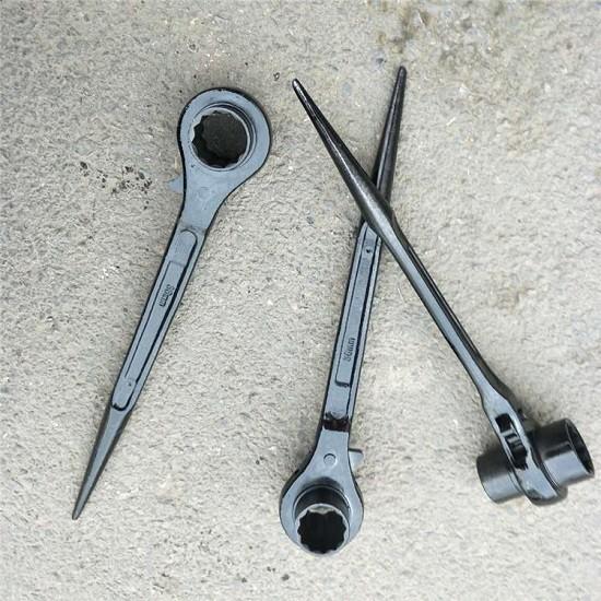 棘轮扳手厂家直销 两用棘轮扳手型号