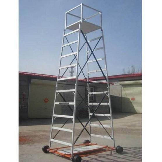 钢管梯车生产厂家 钢管梯车报价