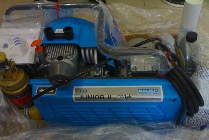 宝华JUNIORII-E空气填充泵厂家 空气填充泵价格