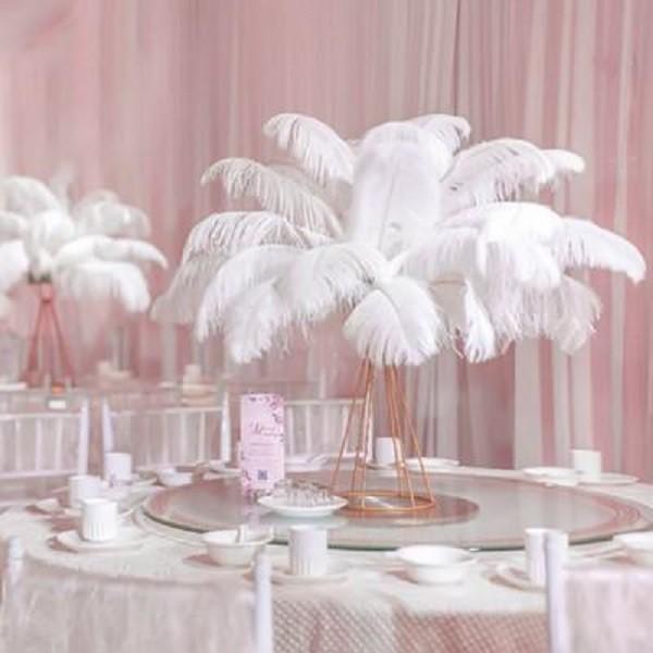 婚庆装饰鸵鸟毛价格 婚庆装饰鸵鸟毛厂家供应