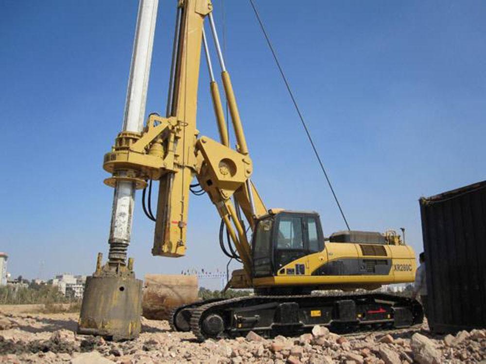 旋挖钻机批发价格 旋挖钻机厂家直销