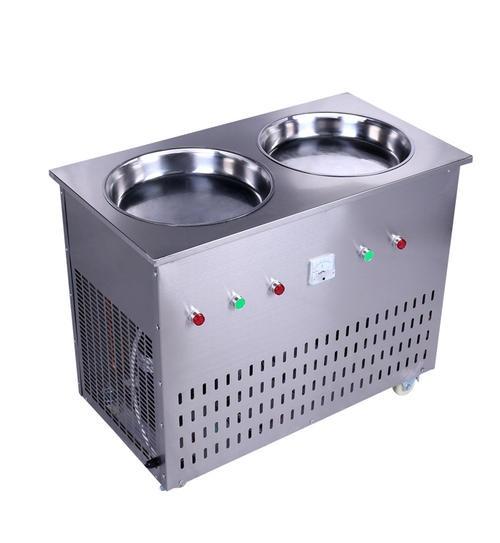 双锅炒冰机多少钱一台 双锅炒冰机价格