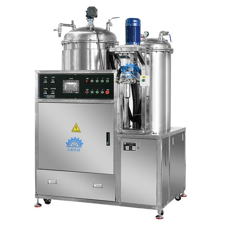 小型聚氨酯浇注机生产厂家 小型聚氨酯浇注机价格多少