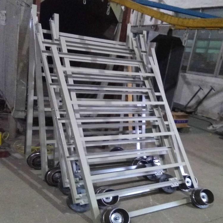 铝合金单边梯车 接触网检修梯车价格