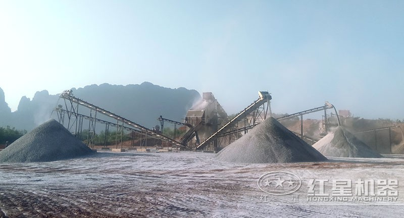 沙石设备厂家 沙石设备多少钱一套