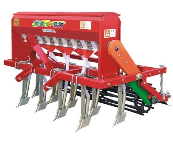 小麦播种机图片 小麦播种机最新款多少钱