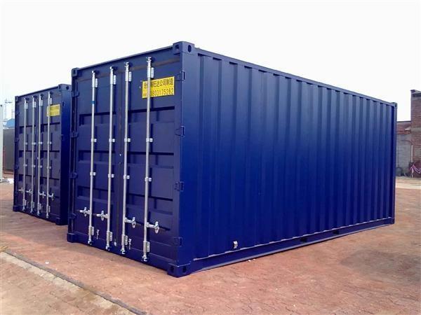 集装箱尺寸规格表 标准集装箱尺寸规格表