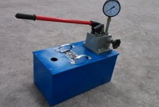 手动试压泵多少钱一台 手动试压泵什么牌子好