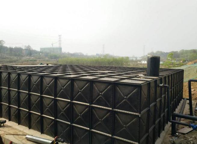 地埋式箱泵一体化设备 地埋式箱泵一体化厂家