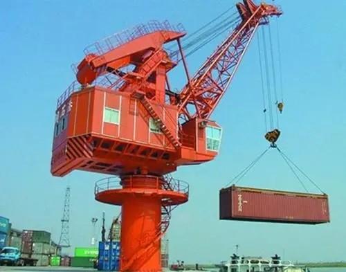 码头固定起重机多少钱一台 码头固定起重机厂家直销