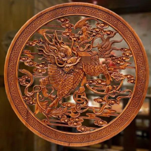 东阳木雕摆件批发市场 东阳木雕精品图片
