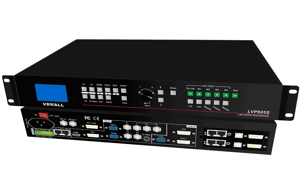 led视频处理器价格 led视频处理器厂家