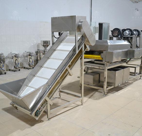 水果加工设备生产厂家 水果加工设备有哪些