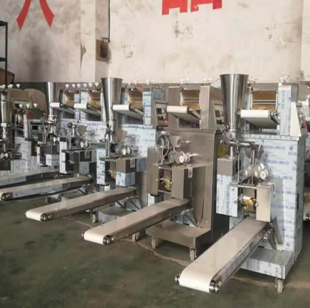 全自动饺子成型机多少钱一台 全自动饺子成型机厂家批发