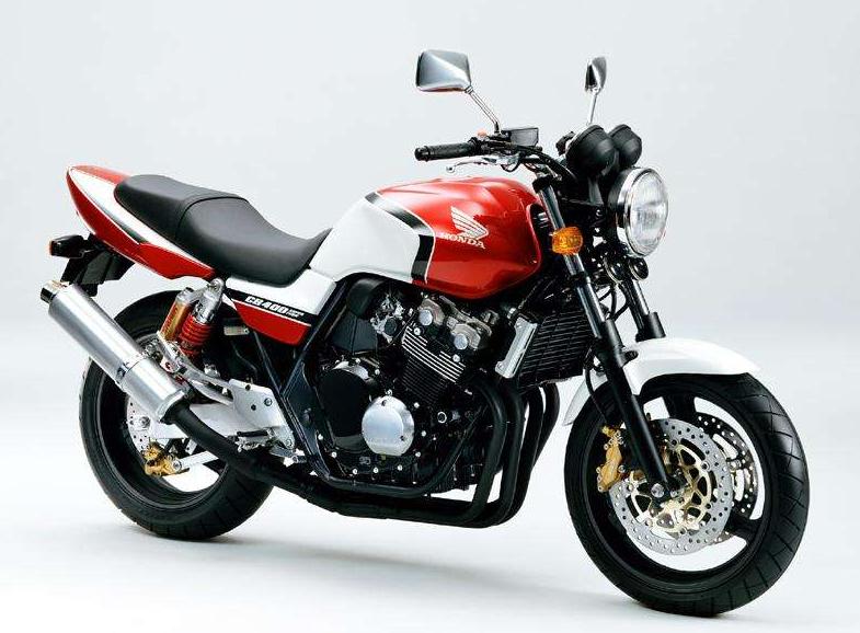 本田cb400摩托车报价及图片 本田cb400摩托车参数配置