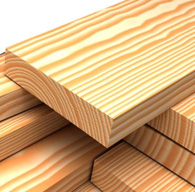 南方松防腐木多少钱一立方 南方松防腐木价格是多少
