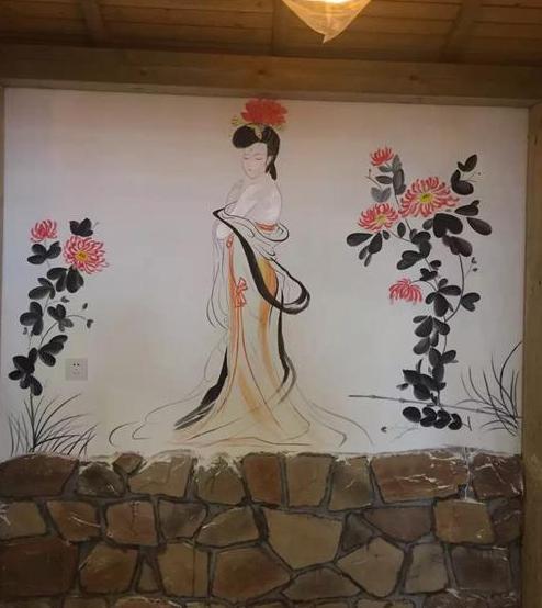 上海墙体彩绘报价 上海墙体彩绘厂家