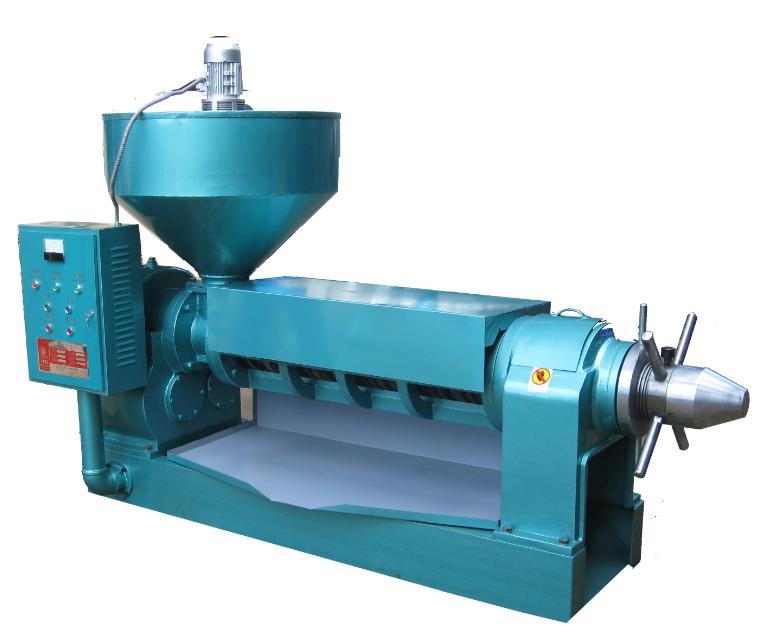 螺旋榨油机哪个厂家质量效果最好 螺旋榨油机价格