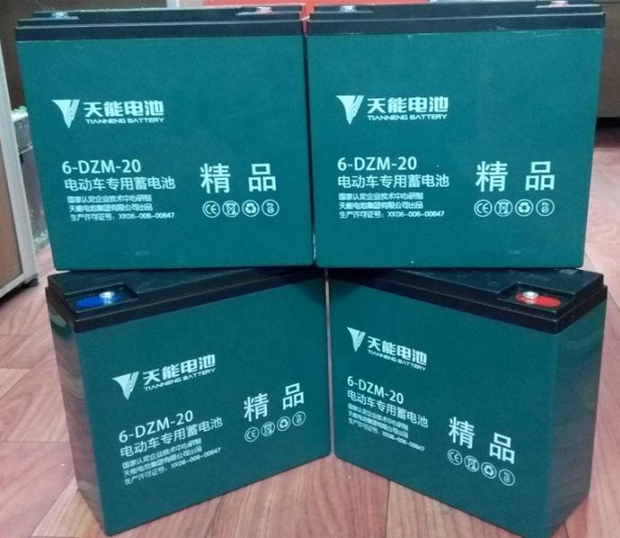 天能电池价格12v价格表 天能电池价格72v多少钱