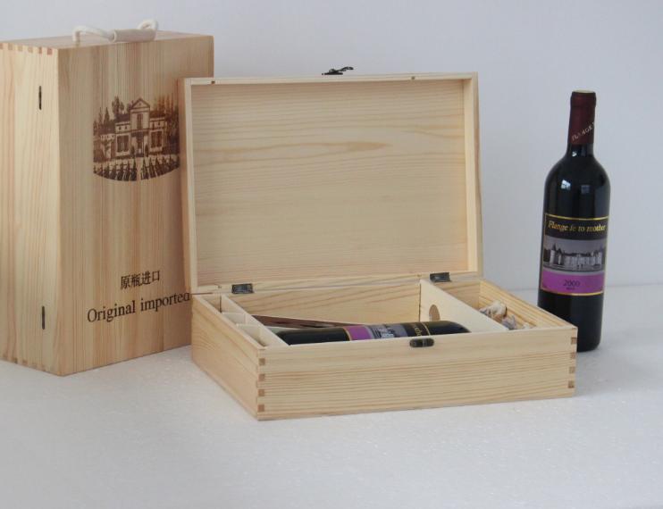葡萄酒木盒厂家 葡萄酒木盒价格