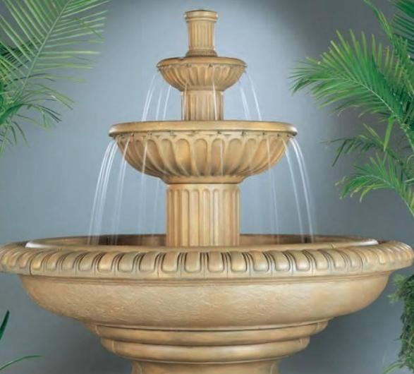 欧式喷泉图片大全 欧式喷泉图片及价格