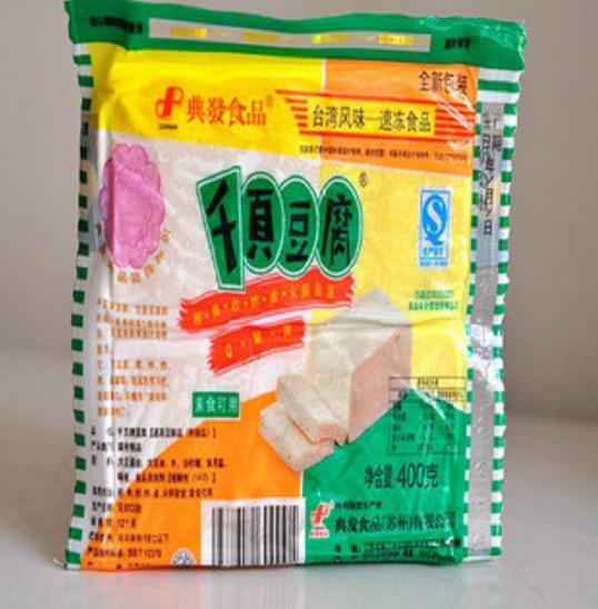 典发千页豆腐多少钱一件 典发千页豆腐哪里批发