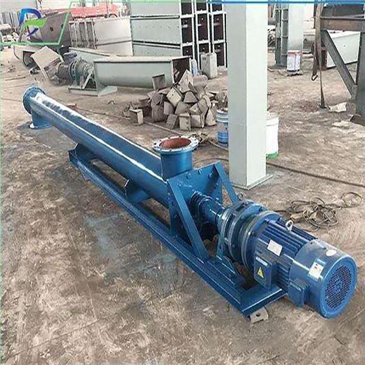 螺旋输送机供应商 螺旋输送机型号规格