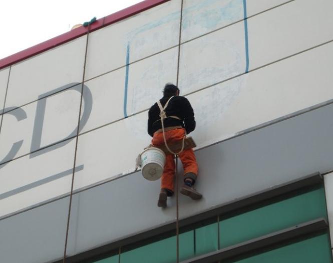 高楼外墙清洗设备 高楼外墙清洗多少钱一平方