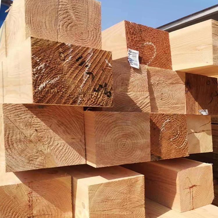 建筑木方价格 建筑木方生产厂家基地