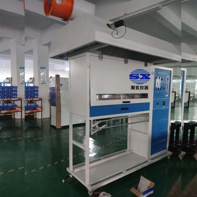 铺地材料辐射热通量试验机厂家 铺地材料辐射热通量试验机价格