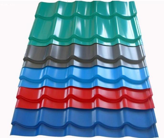 彩色压型钢板价格 彩色压型钢板规格